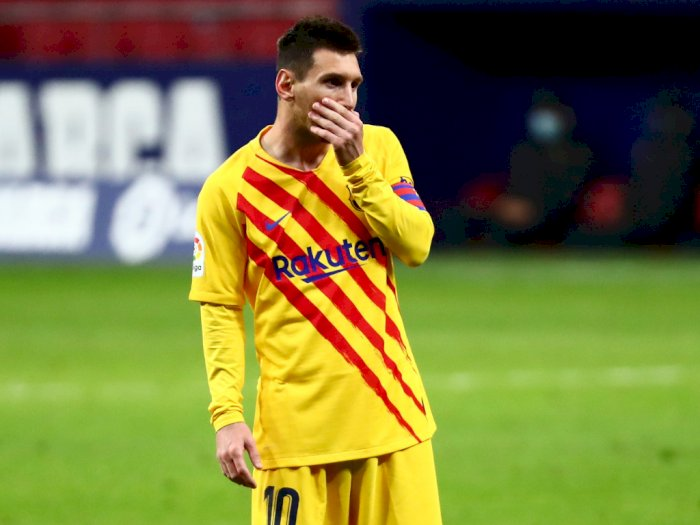 Messi Tidak Masuk Skuad Barcelona Kontra Dynamo Kiev, Koeman: Dia Perlu Istirahat