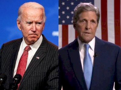 Joe Biden Gandeng Mantan Menlu Era Obama, Indikasi Terbentuknya Kabinet Baru