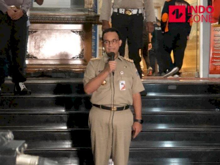 Kasus Covid-19 di Jakarta Melonjak, Anies: Karena Long Weekend