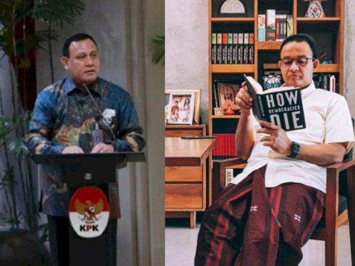 Terlanjur Heboh, Ketua KPK Ngaku Salah Ucap, Ternyata Baca Buku Why Nations Fail pada 2012