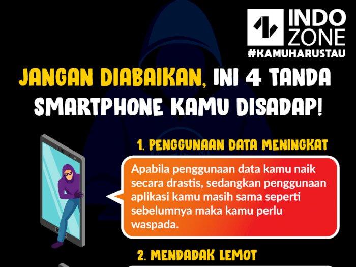 Jangan Diabaikan, Ini 4 Tanda Smartphone Kamu Disadap!