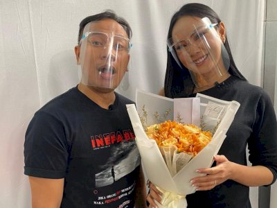 Gegara Unggah Video Ini, Vicky Prasetyo dan Kalina Ocktaranny Dituding Cuma Settingan