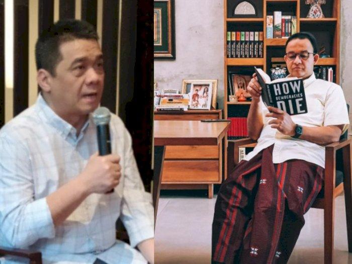 Heboh Buku yang Dibaca Anies, Reaksi Wagub Jakarta Mengejutkan, 'Nggak Usah Berlebihan'
