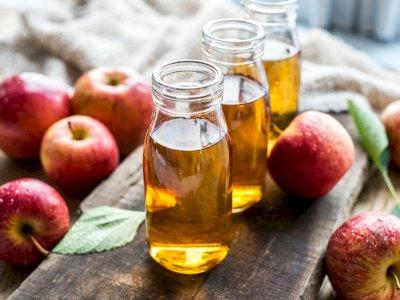 Cuka Sari Apel Bisa Mengurangi Risiko Penyakit Jantung untuk Meningkatkan Umur Panjang