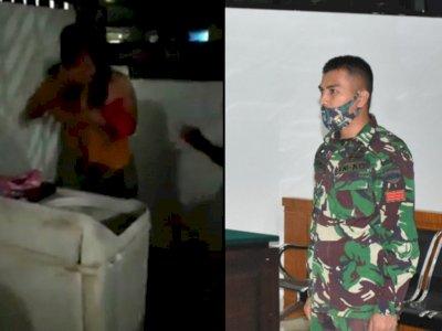 Bantu Oknum TNI Bunuh & Mutilasi Istri, Pelakor Kasih Upah ke Temannya Rp2,5 Juta