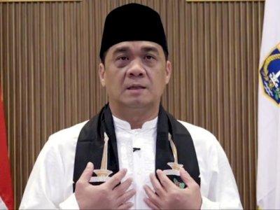 Wagub DKI Riza Patria Harap Jokowi Buat Kebijakan Baik Soal Libur Panjang Akhir Tahun