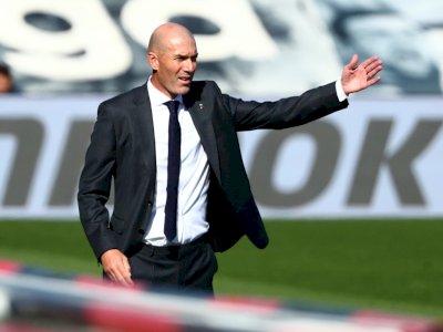 Jelang Inter vs Real Madrid, Zidane: Kami Selalu Berusaha untuk Menang