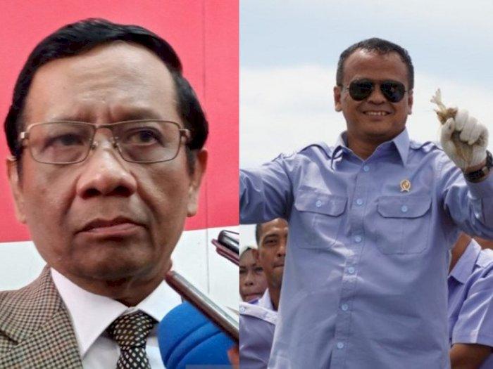 Edhy Prabowo Ditangkap KPK, Mahfud MD: Silakan Dilanjutkan Sesuai Hukum yang Berlaku