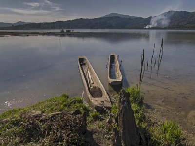 Lake of No Return, Segitiga Bermuda India yang Misterius