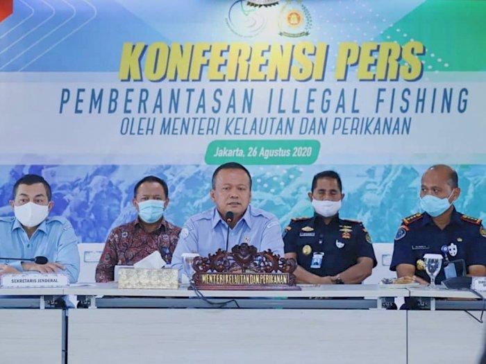 Cuitan Edhy Prabowo Tangkap Kapal Vietnam Diserbu Netizen: Gantian Bapak yang Ditangkap