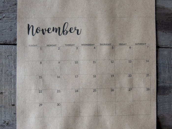 Mengapa November adalah Bulan ke-11, Bukan Bulan ke-9?