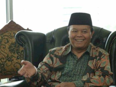 MPR Dorong Pemerintah Berdialog dengan Habib Rizieq