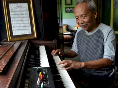 Sering Dinyanyikan saat Hari Guru, Lagu Hymne Guru Ternyata Diciptakan dari Siulan