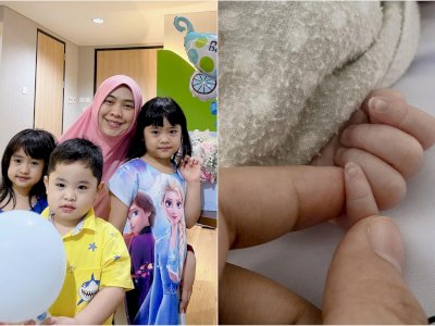 Anaknya Masih di NICU, Oki Setiana Dewi Bolak-balik Rumah Sakit untuk Antarkan ASI