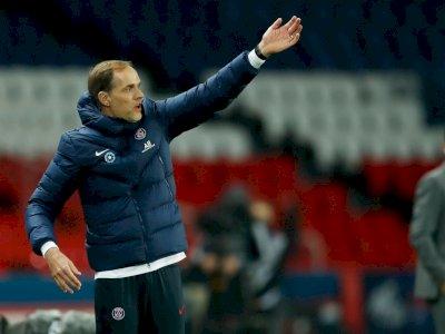 PSG Menang Buruk Atas RB Leipzig, Tuchel: Saya Tidak akan Minta Maaf untuk Itu