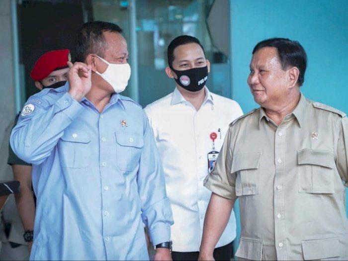 Sosok Edhy, Menteri KKP yang Ditangkap KPK, Dulu Tukang Cuci Baju & Tukang Pijat Prabowo