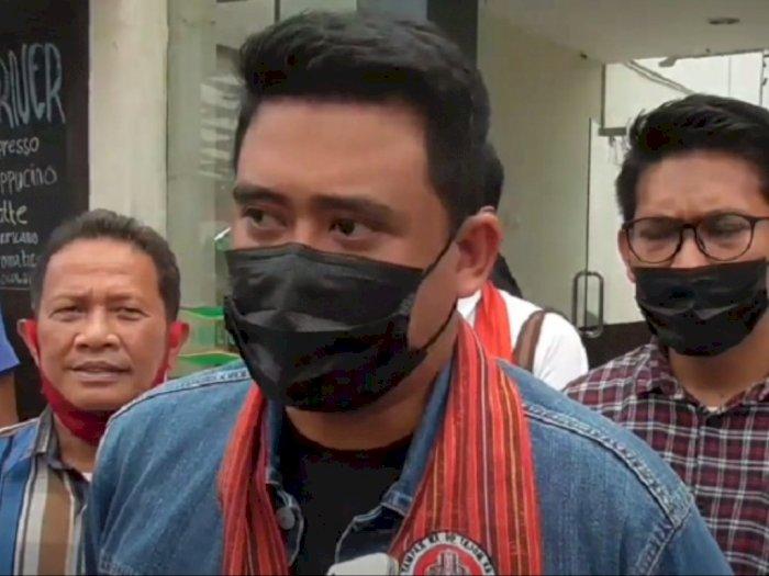 Jika Terpilih jadi Walikota, Mantu Presiden Sediakan 20ribu CCTV di Kota Medan