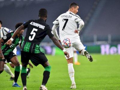FOTO: Liga Champions, Juventus vs Ferencvaros Menang Dramatis 2-1