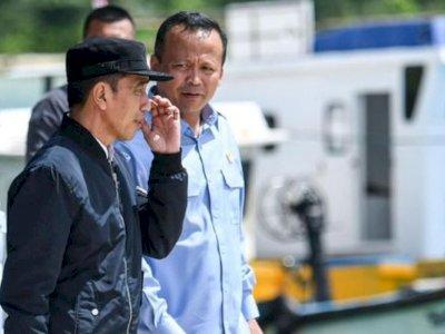 Akui Menteri Titipan, Edhy Prabowo Beberkan Hubungan Dekatnya dengan Presiden Jokowi