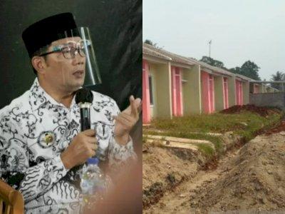 Keren! Peringati HUT PGRI, Pemprov Jawa Barat Bangun 20 Ribu Rumah Subsidi Buat Para Guru
