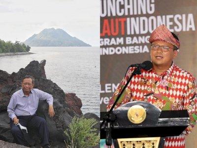 KPK Tangkap Menteri Edhy Prabowo, Menkopolhukam Mahfud MD Beri Dukungan: Saya akan Backup!