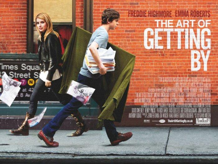 Sinopsis 'The Art of Getting By (2011)' -  Saat Remaja Penyendiri Jatuh Cinta
