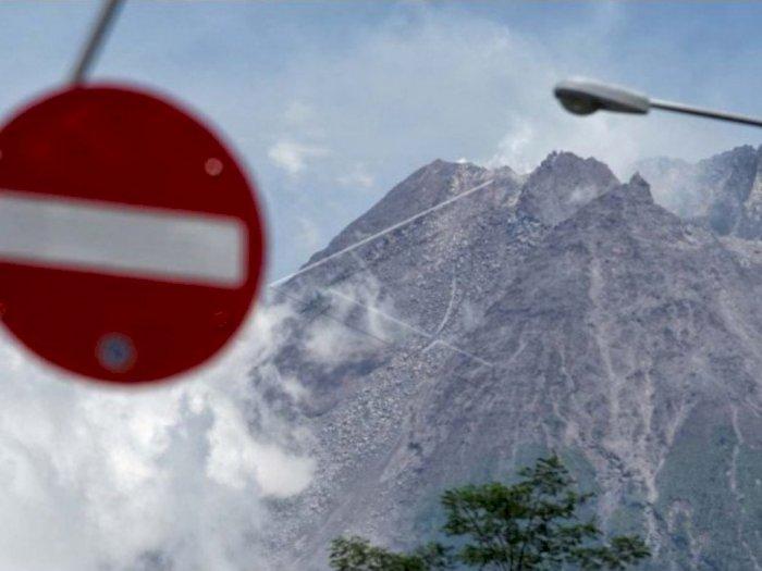 BPBD Sleman Minta Warga Tetap Tenang Sikapi Aktivitas Gunung Merapi