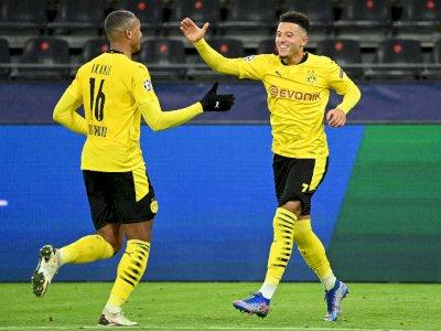 Dortmund 3-0 Club Brugge: Sancho Cetak Gol & Diyakini akan Kembali ke Performa Terbaiknya