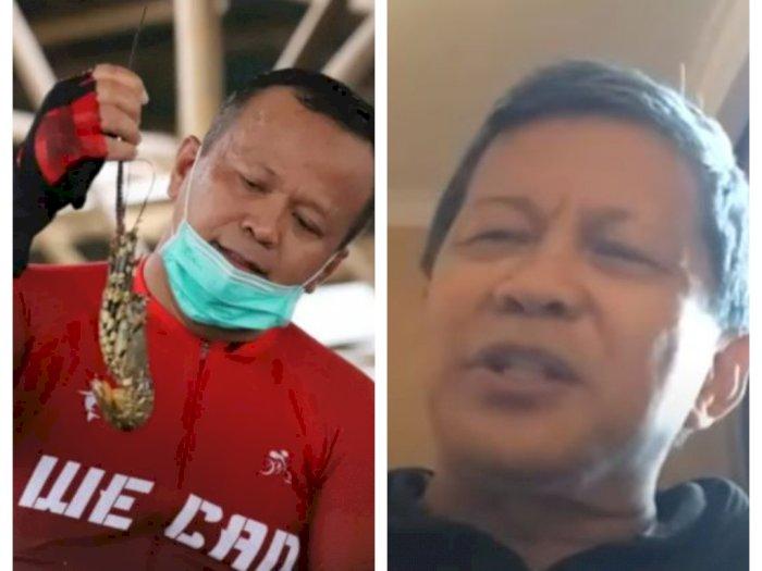 Menteri Edhy Prabowo Ditangkap KPK, Rocky Gerung Bilang Begini: Tunggu Pembalasan Gerindra