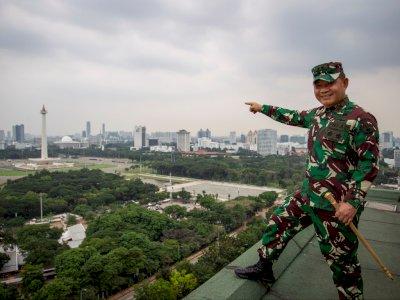 Ketua FPI DKI Ternyata Sempat Temui Pangdam Jaya, Soal Apa?