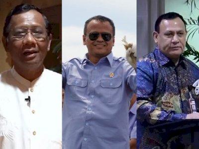 Edhy Prabowo Ditangkap, Mahfud MD Ingat Obrolan dengan Ketua KPK, 'Saya Akan Back Up Anda'