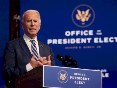 Ganti Kebijakan 'America First' Milik Trump, Biden Usung 'America is Back'