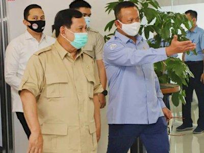 Ditangkap KPK, Edhy Prabowo Tak Masalah Dituding 'Menteri Titipan', Pernah Bilang Begini