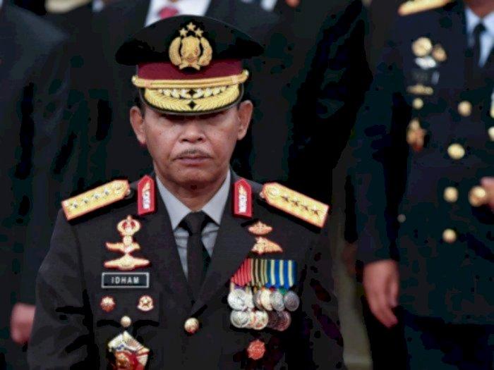 Bursa Calon Kapolri Memanas! Jenderal Idam Azis Disebut Singkirkan Geng Solo