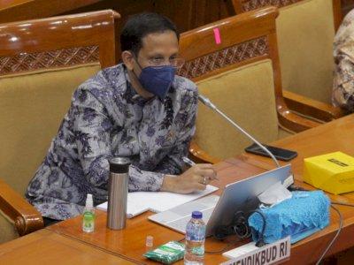Hari Guru Nasional: Nadiem Puji Guru Aktif Cari Solusi Pembelajaran di Tengah Pandemi