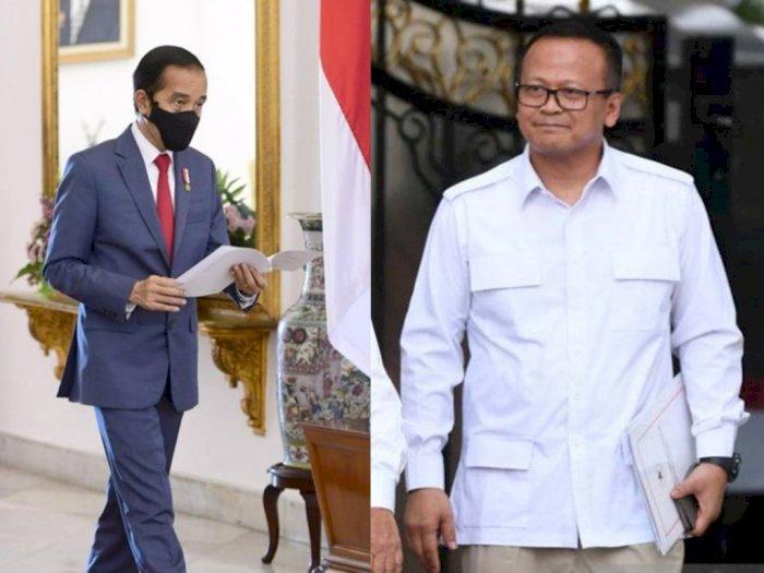 Menterinya Ditangkap, Reaksi Jokowi Mengejutkan, 'Saya Percaya KPK Bekerja Transparan'