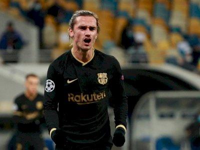 Dynamo Kiev 0-4 Barcelona: Griezmann Masuk Sebagai Pemain Pengganti dan Sumbang 1 Gol
