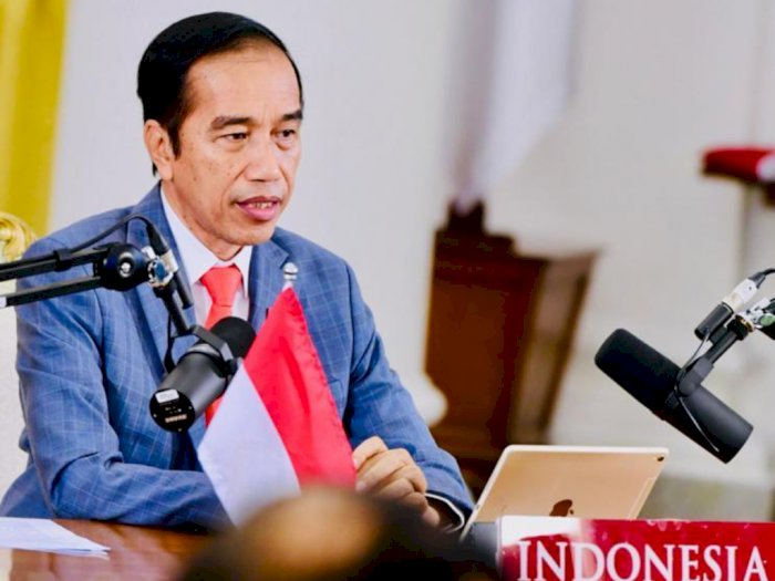 Ucapan Selamat Hari Guru Nasional Presiden Jokowi di Tengah Pandemi: 'Terima Kasih Guru'