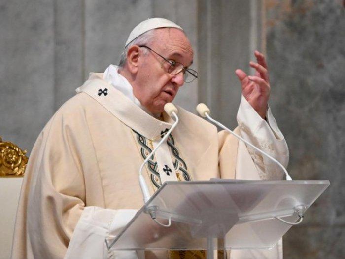 Paus Fransiskus Ungkap Keprihatinan kepada Muslim Uighur yang Disebut Dianiaya di Tiongkok
