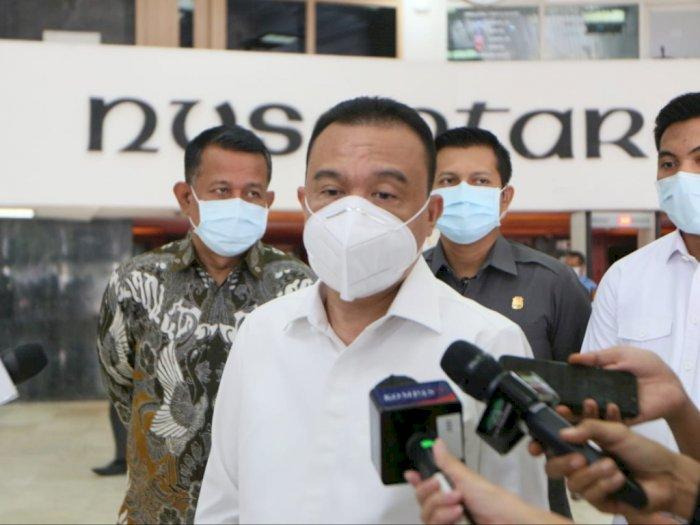Dasco Ungkap Komunikasi Terakhir dengan Edhy Prabowo Sebelum Dicokok KPK