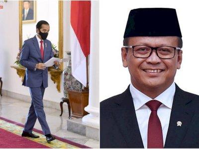 Jokowi Angkat Bicara Soal Menteri Edhy Ditangkap KPK, Ini Katanya