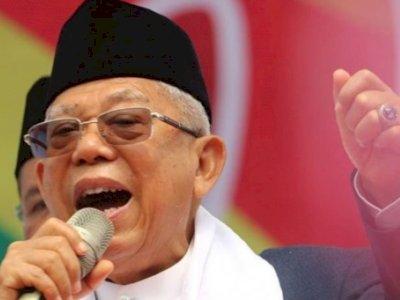 Wakil Presiden Ma'ruf Amin Persilakan Ormas Islam yang Tak Sesuai Prinsip MUI Agar Keluar