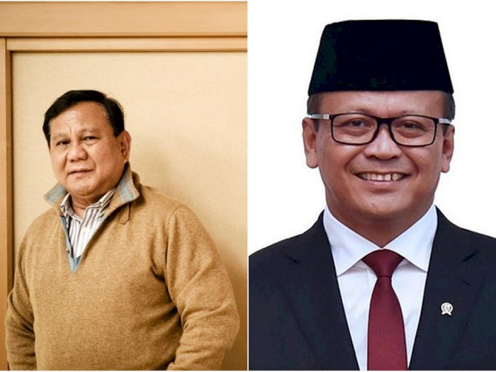 Menteri Edhy Ditangkap KPK, Ini Kata Prabowo Subianto dan Gerindra