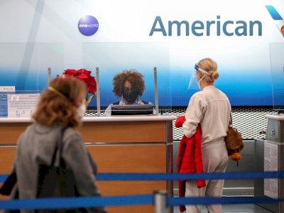 Cabut Larangan Turis, AS akan Terima Kembali Pelancong Internasional dari Eropa