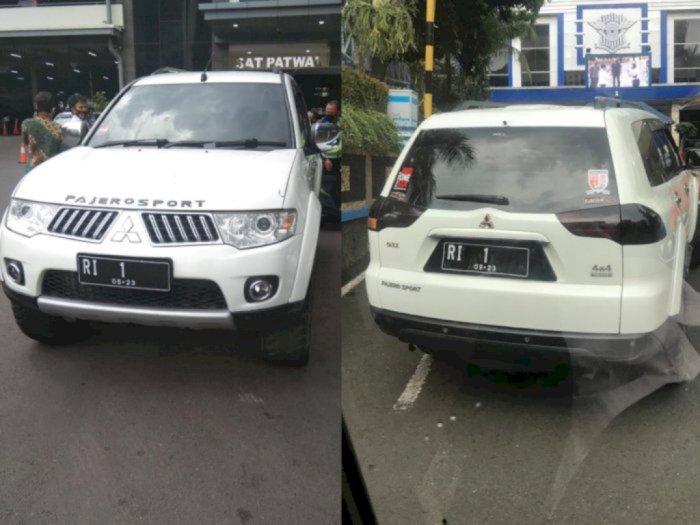Motif Mobil Pakai Pelat RI 1 Terobos Mabes Polri: Hanya Cari Perhatian