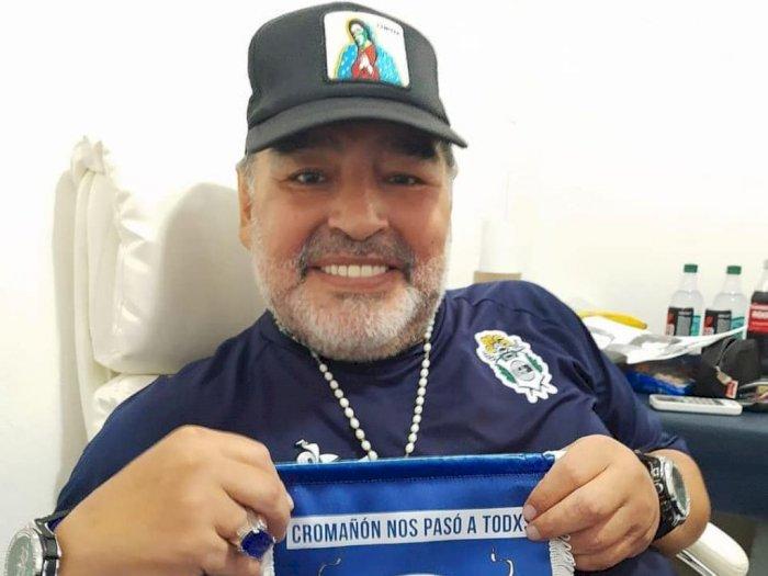 Villas-Boas: Jersey Nomor 10 Harus Dipensiunkan Sebagai Penghormatan untuk Maradona