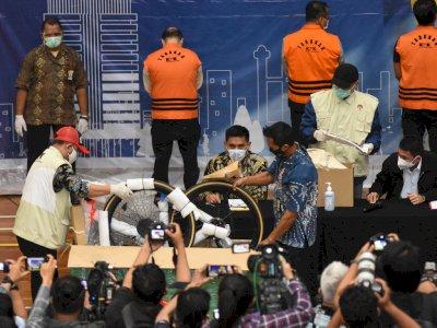 Ini Barang Mewah yang Jadi Barang Bukti Kasus Edhy Prabowo, dari Sepeda Balap Hingga Rolex