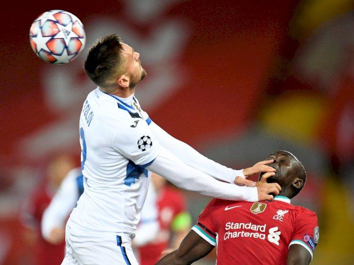 Liverpool Kalah di Kandang Sendiri Usai Dihajar Atalanta 2-0