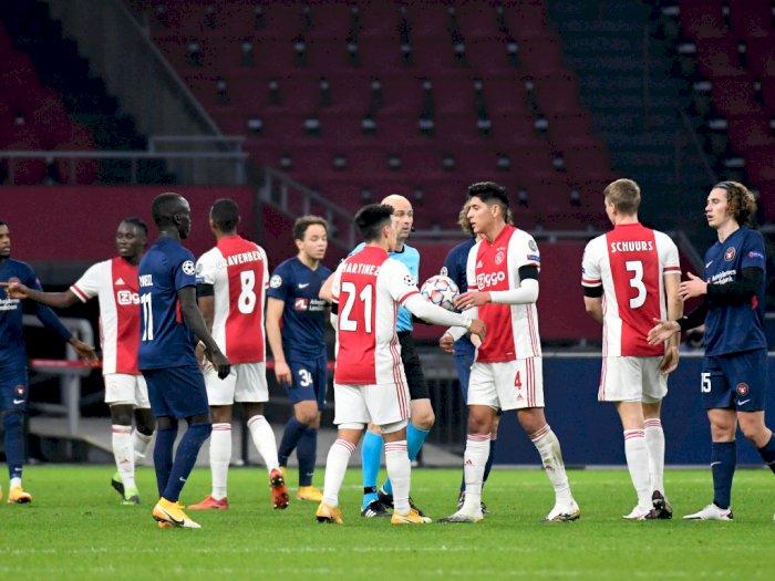 Ajax Vs Midtjylland Berakhir Dengan Skor 3-1
