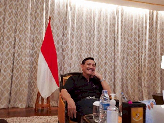 Luhut Binsar Gantikan Edhy Prabowo, 2 Kali Jadi Menteri Ad Interim, Netizen: Lord Luhut